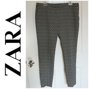 Like new Zara woman printed pants